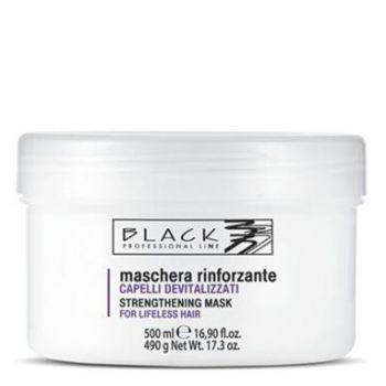 BLACK Péče o vlasy