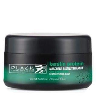 BLACK Keratin