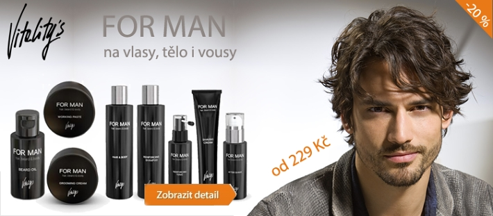 Vitalitys For Man